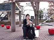 Japanese mother I'd like to fuck pleases everybody!