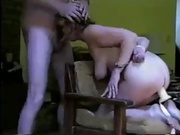 amateur mature sex slave dildo training