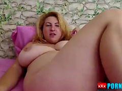 Bbw big tits masturbation 1fuckdatecom