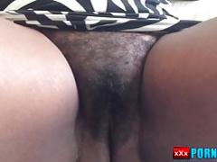 I love open hairy pussy