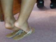 My Ex Girlfriend, Candid Feet 4 (foot fetish)