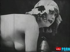 Retro porn. Vintage tube.